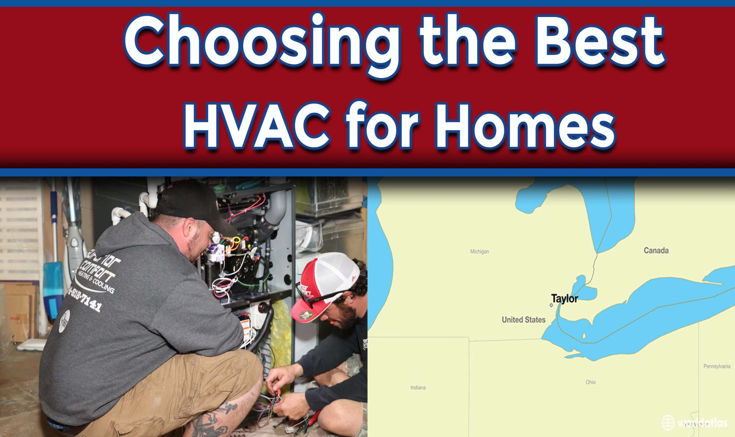 How to Choose the Best AC System for Homes