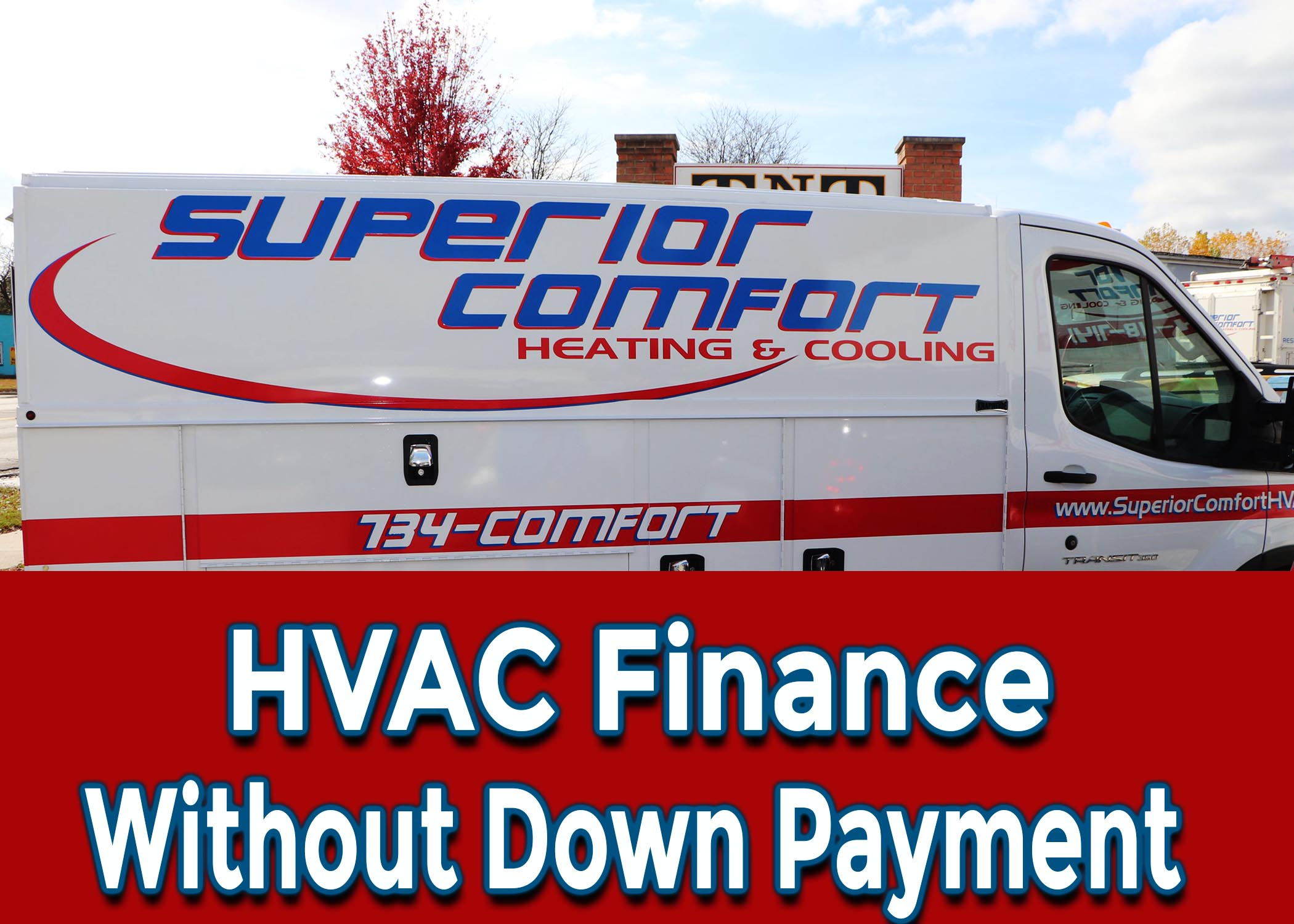 Guide To Getting HVAC Finance Without Down Payment