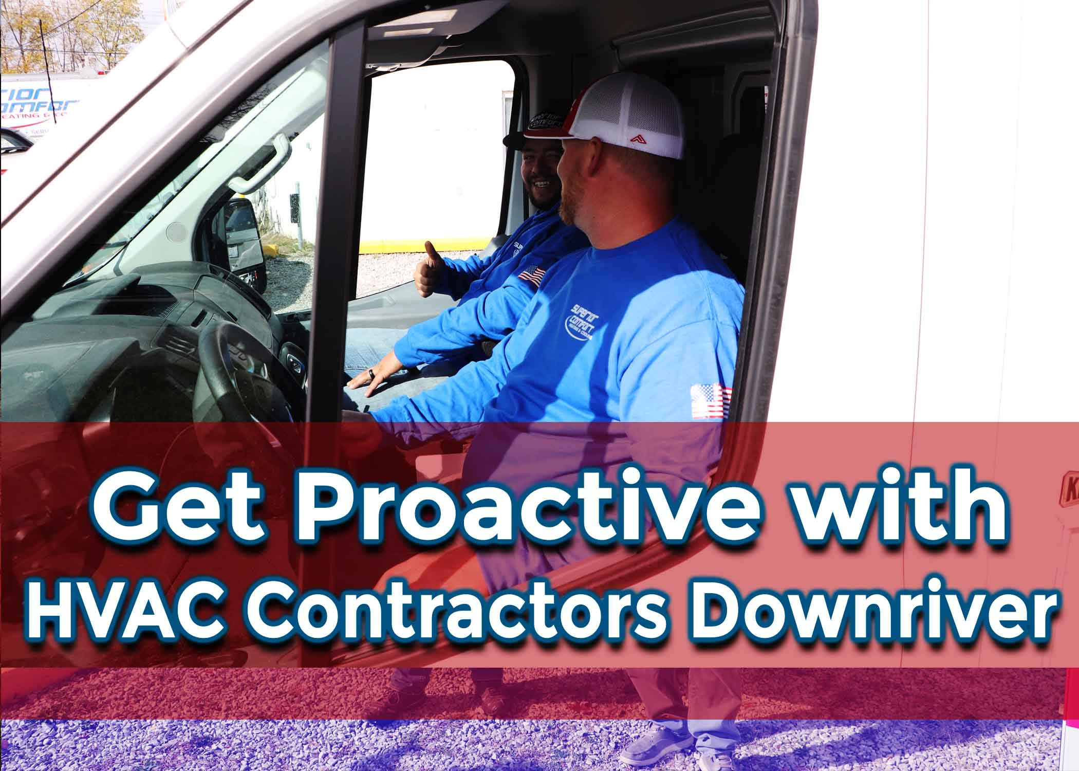 How to Get Proactive with Downriver HVAC Contractors in Winter Season