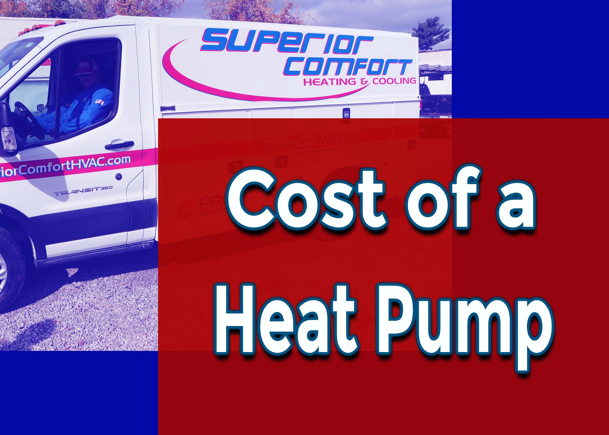 HVAC in Brownstown Michigan – Factors Affecting the Cost of a Heat Pump